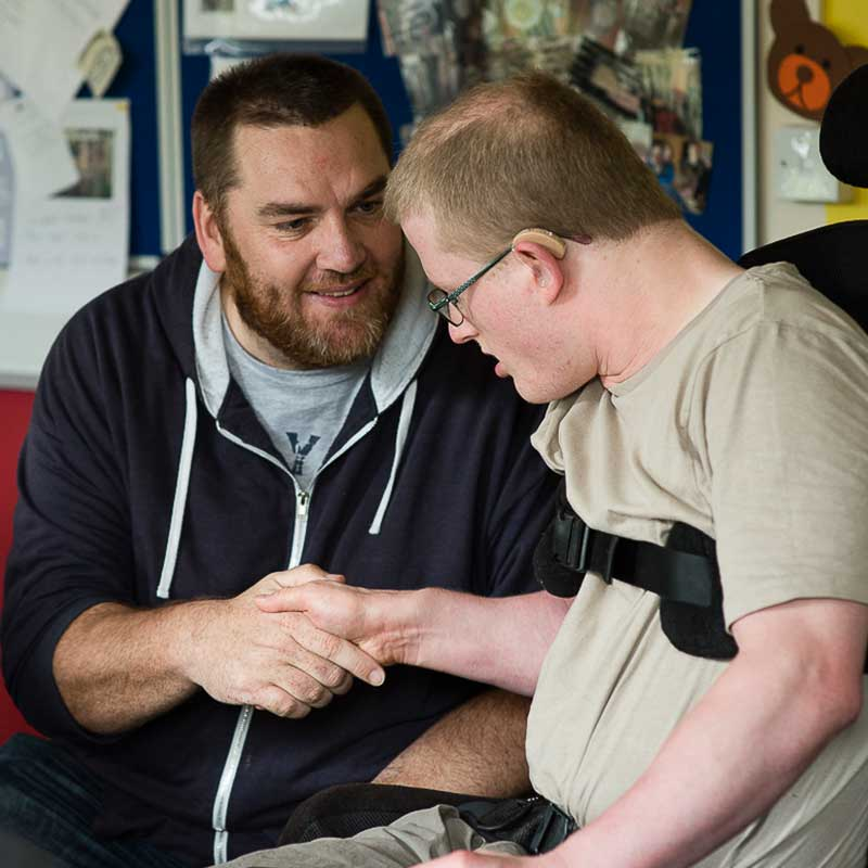 4 Eden, Supporting Learning Disability