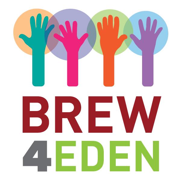 Brew 4EDEN Logo