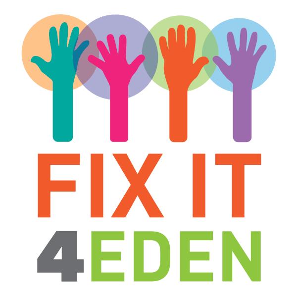 Fix It 4EDEN Logo